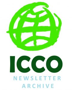 ICCO News letter archive Logo
