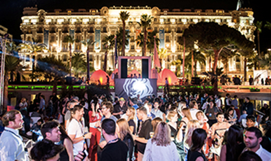 Cannes Lions Opening Gala